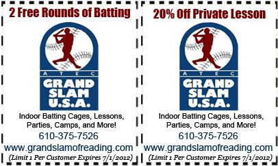 Grand Slam Coupon